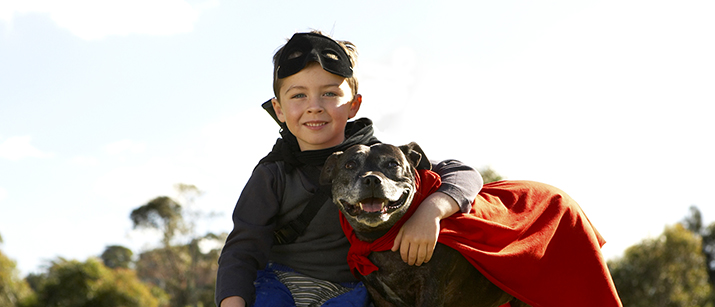 Teaching Kids To Be Safe Around Dogs